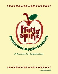 Fruit of the Spirit: Pentecost Apple-lications (Book)