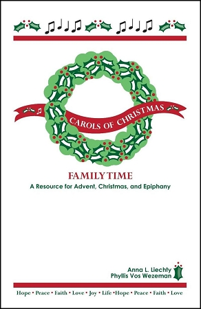 Carols of Christmas Family Time (Book)