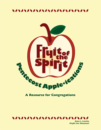 Fruit of the Spirit: Pentecost Apple-lications (e-Book)