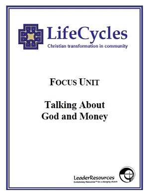Talking about God and Money