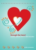 Through the Heart: Creative Methods of HIV & AIDS Education (Book)